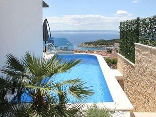 3 bedroom Villa in Makar, Splitsko-Dalmatinska Zupanija, Croatia : ref 5239061