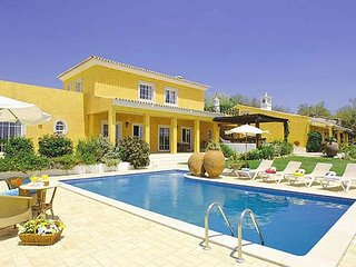 9 bedroom Villa in Sao Faustino, Faro, Portugal : ref 5239008