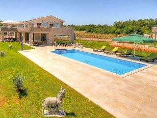 4 bedroom Villa in Kujići, Istarska Županija, Croatia : ref 5238969