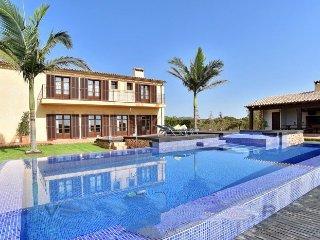 4 bedroom Villa in s'Horta, Balearic Islands, Spain : ref 5079540