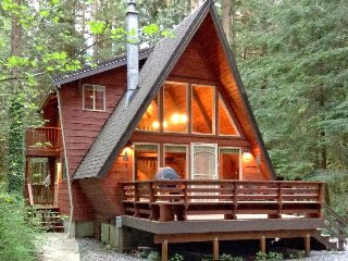 2 bedroom Villa in Glacier, Washington, United States of America : ref 5079278