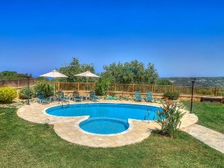 4 bedroom Villa in Gerani, Crete, Greece : ref 5060574