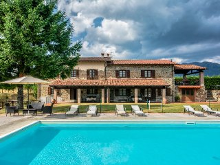 8 bedroom Villa in Colle Aprico, Tuscany, Italy : ref 5696926