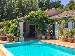 4 bedroom Villa in Grimaud, Provence-Alpes-Cote d'Azur, France : ref 5049590