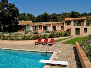 4 bedroom Villa in Preconil, Provence-Alpes-Cote d'Azur, France : ref 5049577