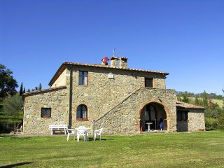 6 bedroom Villa in Radicofani, Tuscany, Italy : ref 5049045