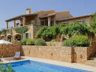 4 bedroom Villa in s'Alqueria Blanca, Balearic Islands, Spain : ref 5000803