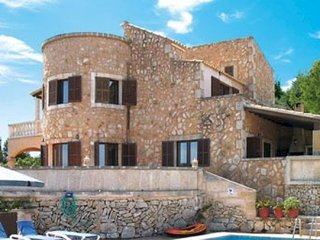 4 bedroom Villa in Cas Concos, Balearic Islands, Spain : ref 5000802