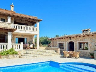 5 bedroom Villa in s'Horta, Balearic Islands, Spain : ref 5000775