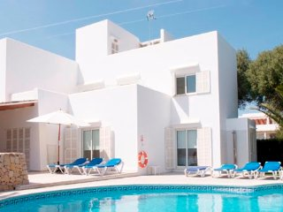 4 bedroom Villa in Cala Egos, Balearic Islands, Spain : ref 5000752