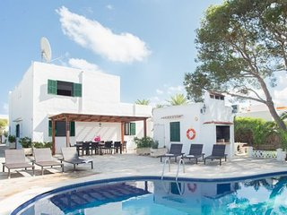 5 bedroom Villa in Cala d'Or, Balearic Islands, Spain : ref 5000732