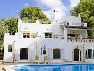 5 bedroom Villa in Cala d'Or, Balearic Islands, Spain : ref 5000717