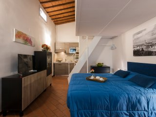 Caterina - Romantic studio perfect for 3 people in Florence