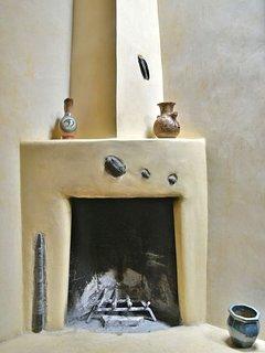 Working Rumford fireplace