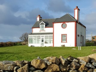 Bordanoost Lodge - high quality accommodation on the fascinating island of Unst.