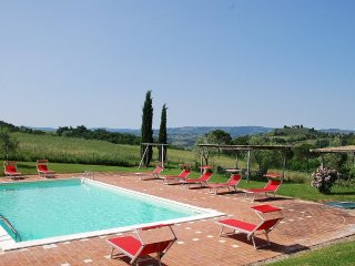 2 bedroom Villa in Castelfiorentino, Tuscany, Italy : ref 5228847