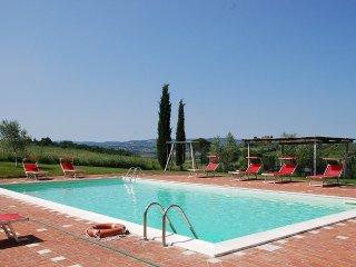2 bedroom Villa in Castelfiorentino, Tuscany, Italy : ref 5228831