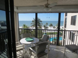 Fort Myers Beach Beautiful Beachfront Condo at Caper Beach!