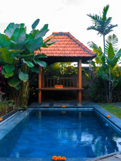 2 BDRM Heavenly Villa, Ubud Ricefield View
