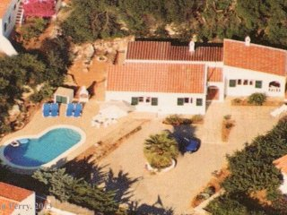 Stunning Menorca Rental Villa with Private Pool.