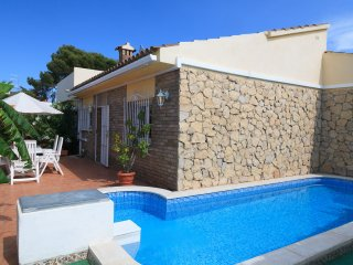 VILLA FORTUNY 158: Lovely villa with private swimming pool in Vilafortuny !!