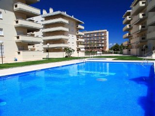 UHC AQUA 224: Lovely 3rd floor apartment, located near the beach of La Pineda !