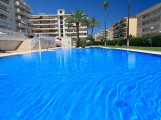 AQUAMARINA 290: Nice apartment in the center of La Pineda, close to the beach!