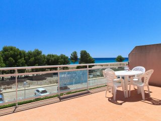 ARCO DEL SOL FAMILY COMPLEX 516:  Apartment is located in a calm area, seafront!