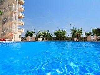 Apartamento Playa 80m. Piscina Comunitaria UHC MAR INTERNUM