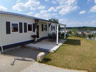 Haus ROM mit Terrasse & Seeblick 'Freiheit genießen' - die Hotel-Alternative