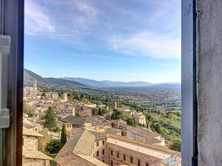 Assisi nice view apartment