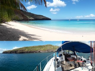 Kaveka Sailing expeditions aux iles Marquises