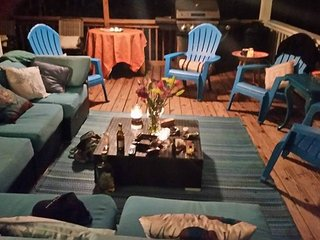Norris Lake Front  2 Room Private Apartment + more spaces 28 Miles to Knoxville!