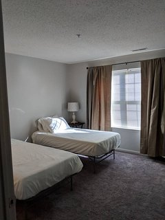 Private Room, private large full bath, walk in closet, high speed wifi and more.