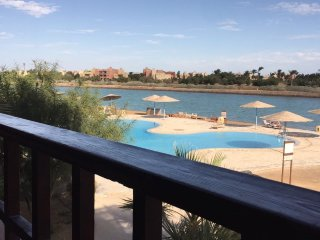 A beautiful cosy 1BR for a perfect vacation in El Gouna resort