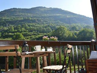 Precioso apartamento junto al rio Garona