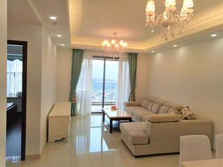 Zhuhai SeaEsta-2 Bedrooms Apartment with Beautiful Garden View