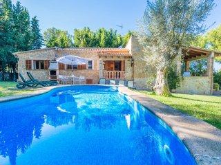 NOSTRA CASETA :) Villa para 8+2 personas en Alcudia. AC y WiFi gratis