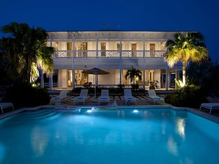 Magnificent 9-Bedroom Beachfront Compound w/ Private Pool French Leave Beach