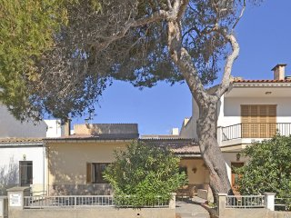 SPACIOUS HOUSE IN CAN PICAFORT FOR 8 PEOPLE ONLY 200 M TO THE BEACH