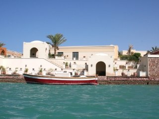 Cozy 4 Bedrooms Villa for rent in Hill villas in El -Gouna