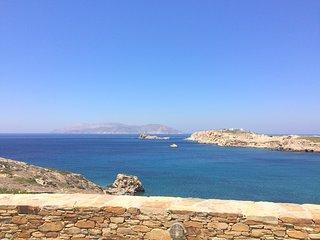 Villa Ios Blue, luxurious, waterfront, sunsets