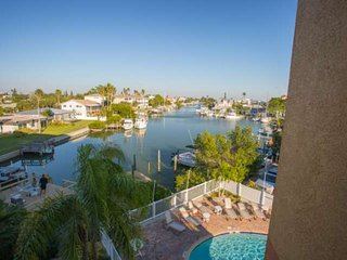 The Best View in the Building!  New Resort in the Heart of Madeira Beach.