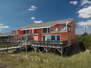 Oceanfront Newly Renovated House | Full House | Dog Friendly | Steps from Beach