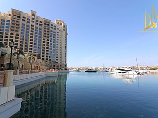 LUXURY SEAVIEW | TWO BEDROOM APARTMENT | PALM JUMEIRAH