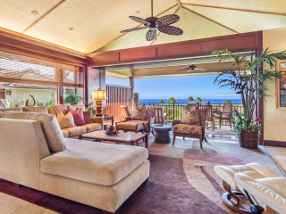 Ocean view, Condo, Luxurious, 2BD Hainoa Villa (2907B) at Four Seasons Resort