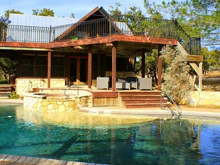 Ranch at Wimberley – Pool Lodge