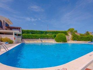 Casa de vacaciones Santa Barbara en Teulada-Castellons,Alicante,para 5 huespedes