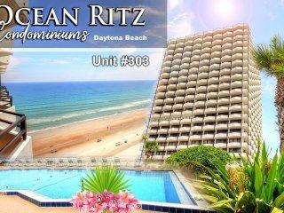 Ocean Ritz Condominium - Oceanview Unit - 2BR / 2BA - #303