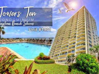 Towers Ten Condominium - Oceanfront Unit - 3BR/3BA - #1901